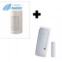 Visonic-VXI-RDAM - Detektor-alarm-außen-EINBEINSTATIV ANTI-MASKE