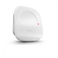 Thermostat angeschlossen radio Somfy