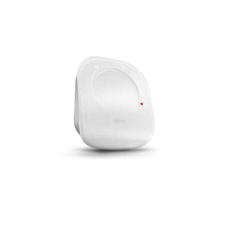 Thermostat connected radio Somfy