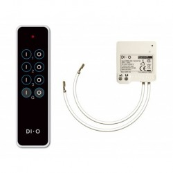 DIO-54769 - Modul ON/OFF-extra flach mit 3 kanal fernbedienung