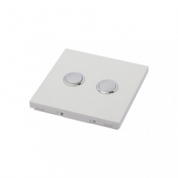 DIO - Switch 868 Mhz, 2-channel white