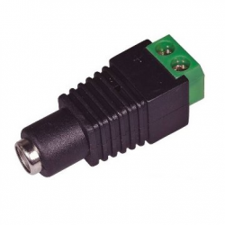Connettore di alimentazione DC 12v-24v 2.1 mm