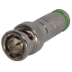 BNC male compression for cable video HR6