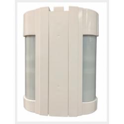 Optex VXI-180-AM - Détecteur volumétrique 2x12m anti-masque