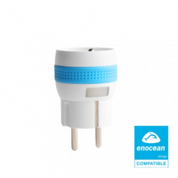 Nodon MSP-2-1-01 - Socket Smart Plug EnOcean type E (Fr)