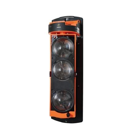 Prodatec di fissaggio - Barriera a raggi infrarossi travi triplo 100m