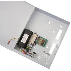 Bloque de fuente de alimentación de 12 VDC 4 salida de 1A