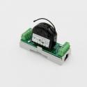EUTONOMY S222 - Adaptador de euFIX DIN para Fibaro FGS-222 con botones