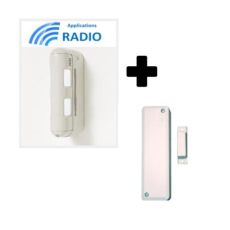 HONEYWELL - Bewegungsmelder außen alarm Zucker - Total Connect