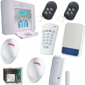 Pack de alarma PowerMaster30 NFA2P GSM F1 / F2 con sirena al aire libre Visonic