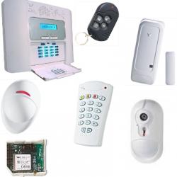 Visonic - Pack alarme PowerMaster 30 GSM caméra