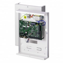 Vanderbilt Zentrale, alarm - Zentrale alarm 8/128 zonen NFA2P großes gehäuse mit integriertem WEB-server