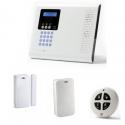 Pack alarm - Pack alarmanlage Iconnect PSTN / IP-wohnung typ F1 / F2