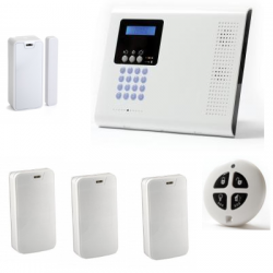 Alarm haus drahtlos - Pack Iconnect IP / GSM-F3 / F4