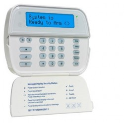 Tastiera radio schermo LCD DSC WT5500