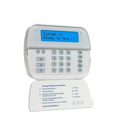 DSC Alecor Clavier radio écran LCD WT5500