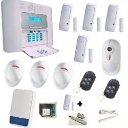 Alarm haus Visonic PowerMaster 30 GSM
