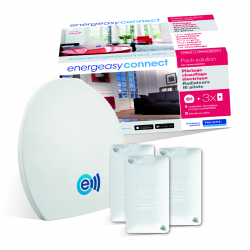 Energeasy Connect - Pack electric heating IO son drivers