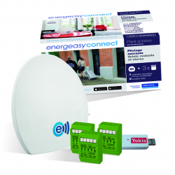 Energeasy Connect - and- Pack automation rolling shutters