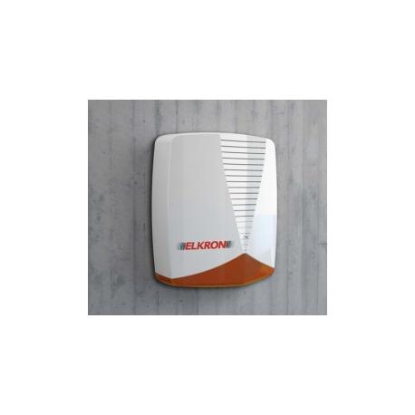 Elkron HPA700P - außensirene mit blitz und akku