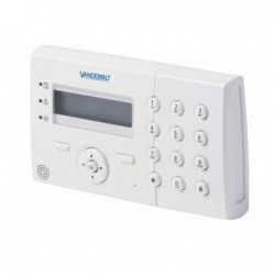 Keypad badge reader SPSPCK421 for central alarm Vanderbilt SCP