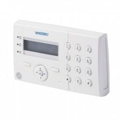 Teclado lector de placas de identificación SPSPCK421 para la central de alarma de Vanderbilt SCP