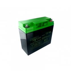 El Poder de la energía de la Batería de 12V 2.2 Ah