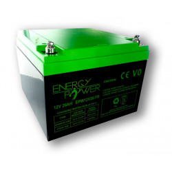 Energy Power battery 12V 26Ah