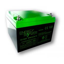 Energy Power battery 12V 26Ah