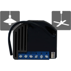 NeticHome NEWHDE1 - Módulo de inversor Mosfet Z-Wave Más