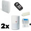DSC - Pack de alarma DSC ALEXOR F2