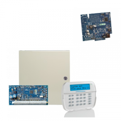 Alarma DSC NEO - NEO hybrid planta NFA2P con la IP de la junta de