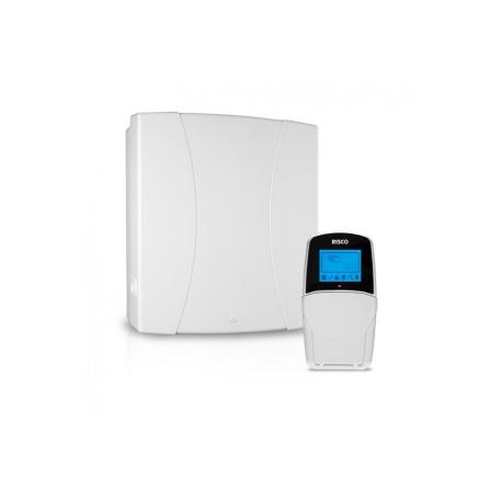 Risco LightSYS - Centrale alarme filaire connectée