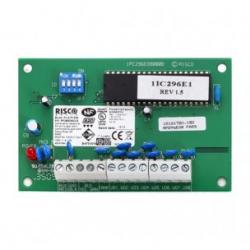 Risco RP296E08 - Módulo de extensión de 8 salidas