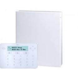 Risco LightSYS - Centrale di allarme via cavo, collegato con la tastiera