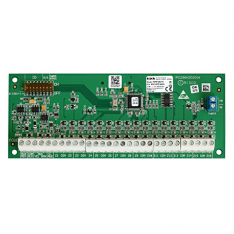 Risco RP512EZ16 - Modul erweiterung 16-zonen-zentrale ProSYS