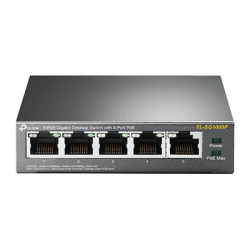 TP-LINK - Switch 5-port POE