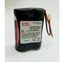 Batterie Visonic - Batterie 6V 2000mAh