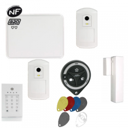 Total Connect - Alarm house connected to the GSM/IP NFA2P