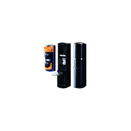 SL350QFRC Einbeinstativ - Schranke, IR 100m im freien IP65 4-strahlig