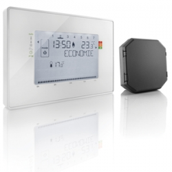 Termostato Somfy 2401242 - wireless Termostato de contacto seco