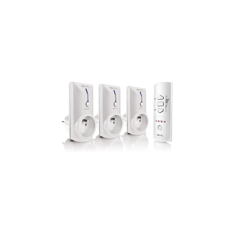 Somfy 2401096 - Socket remote-controlled RTS