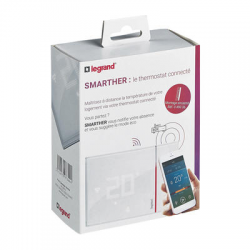 NETATMO - Pack-heizung angeschlossen 3 thermostatventile