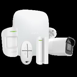 Alarma Ajax HUBKIT-W-CAM - Pack-alarma-IP / GPRS con la cámara