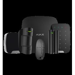 Alarme Ajax BKIT-B-KS - Pack alarme IP / GPRS avec sirène intérieure