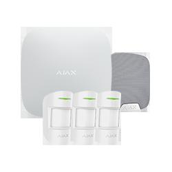 Alarm Ajax-HUBKIT-PRO-S - Pack alarm-IP / GPRS mit innensirene