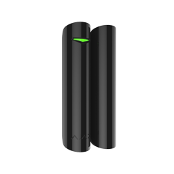 Alarma Ajax DOORPROTECT-B - Sensor de apertura, negro