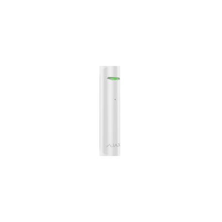 Alarm Ajax GLASSPROTECT-W - Detector, glass break white