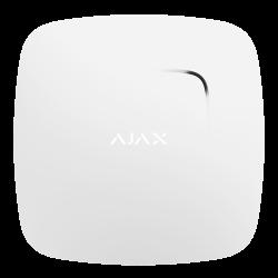 Ajax FIREPROTECTPLUS W - Détecteur fumée et de monoxyde de carbone blanc