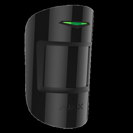 Alarm Ajax COMBIPROTECT-B - Detektor PIR und glasbruch-schwarz